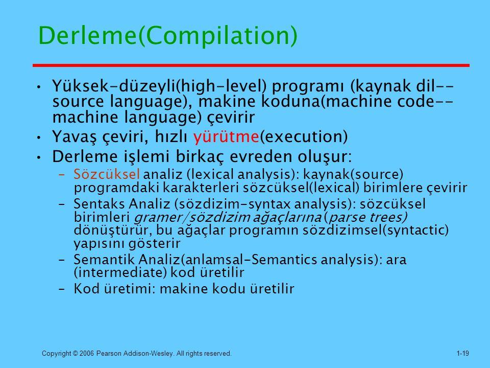 Derleme(Compilation)