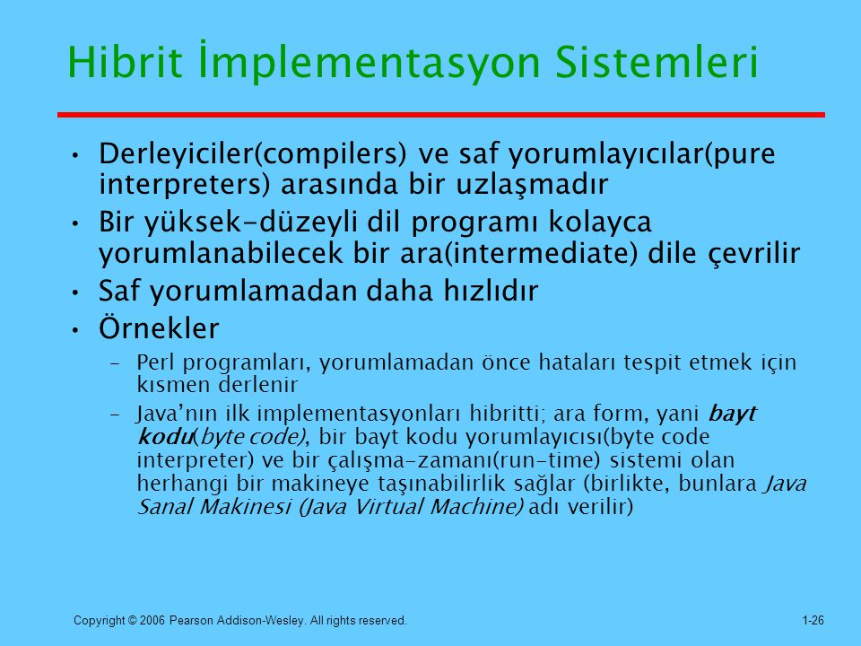 Hibrit İmplementasyon Sistemleri