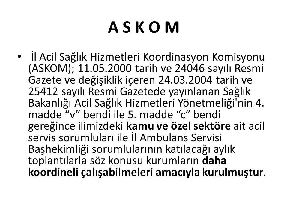A S K O M