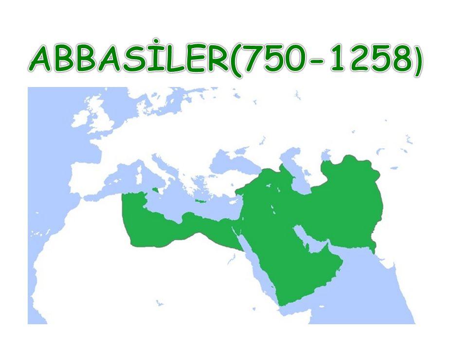 ABBASİLER(750-1258)