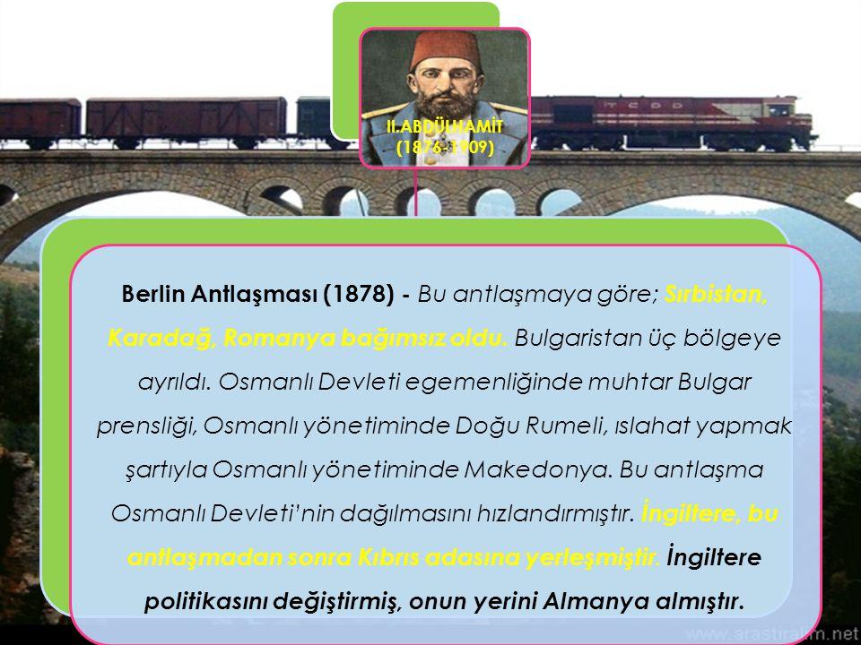 II.ABDÜLHAMİT (1876-1909)