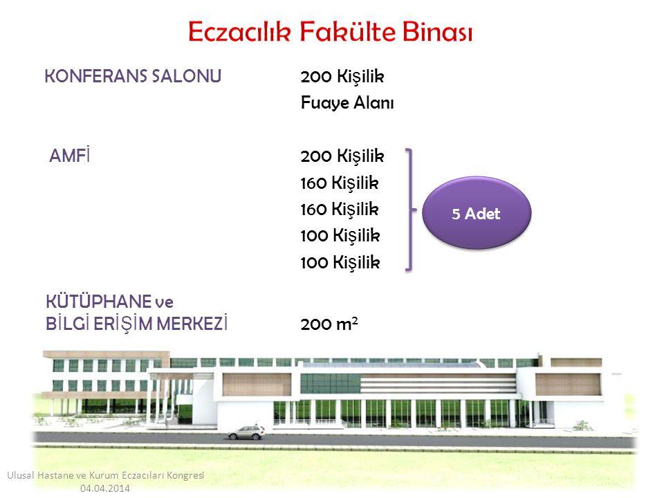 Eczacılık Fakülte Binası
