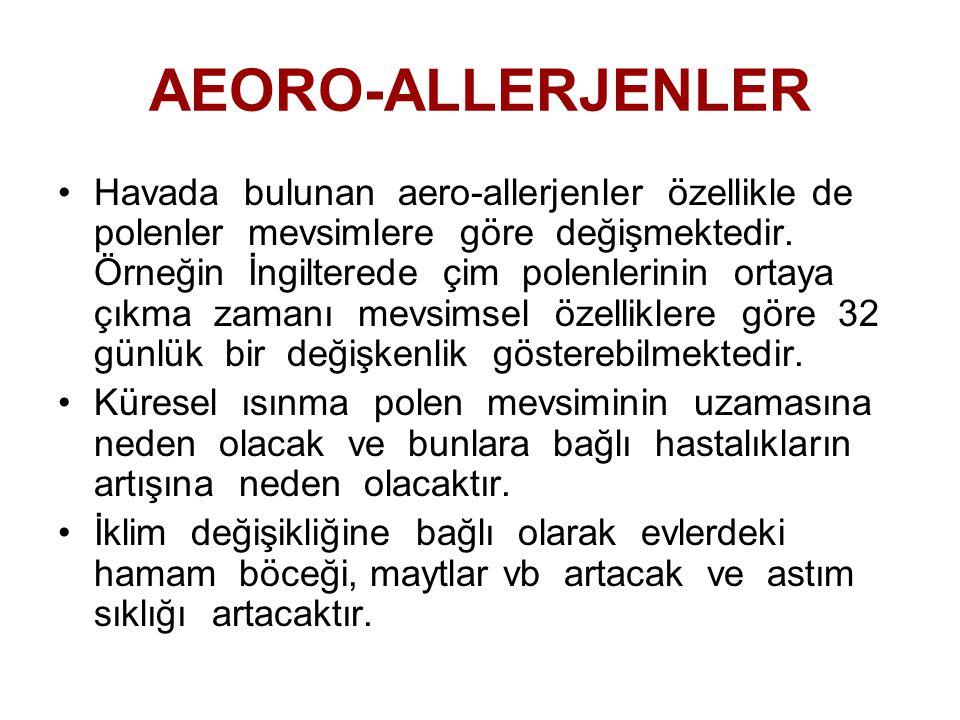 AEORO-ALLERJENLER