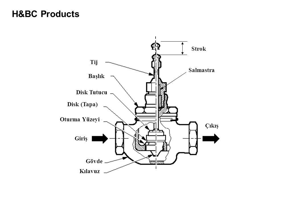 H&BC Products Strok Tij Salmastra Başlık Disk Tutucu Disk (Tapa)