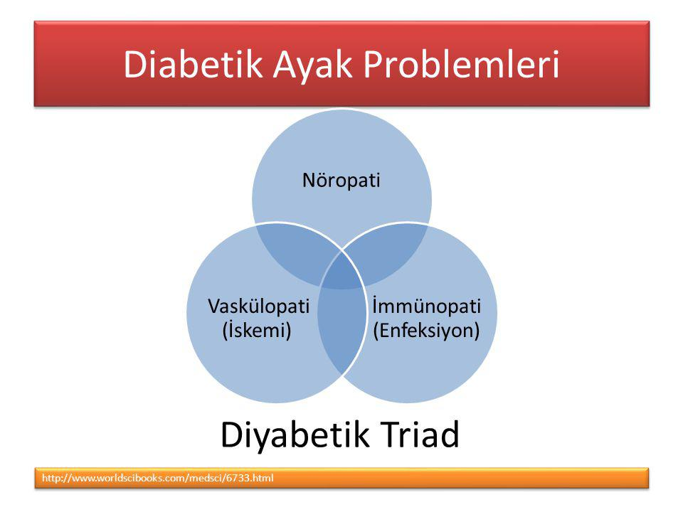 Diabetik Ayak Problemleri