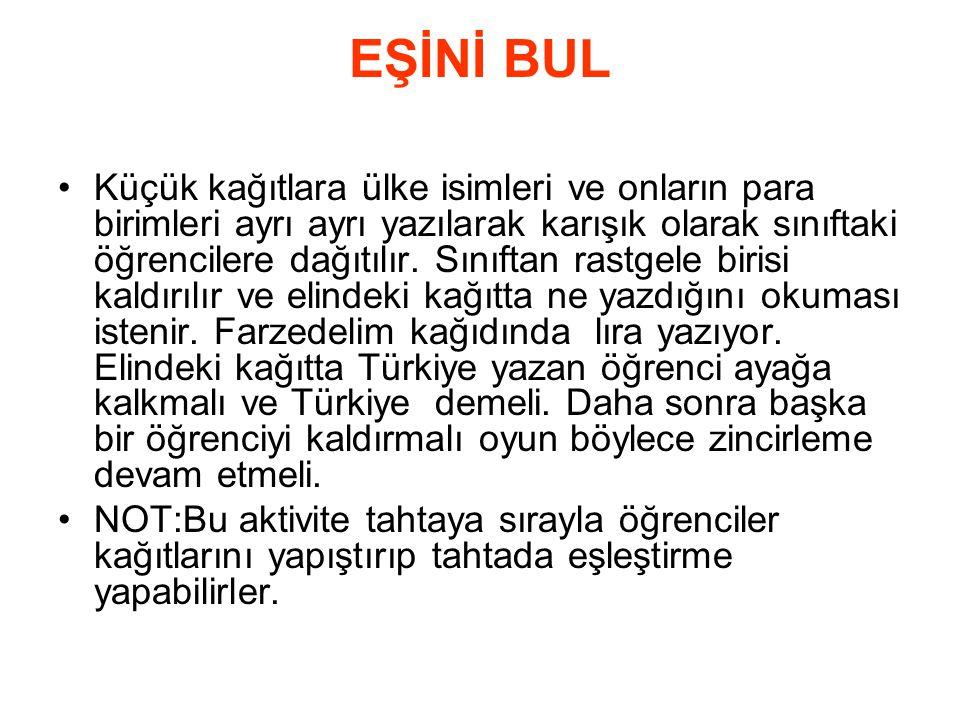 EŞİNİ BUL