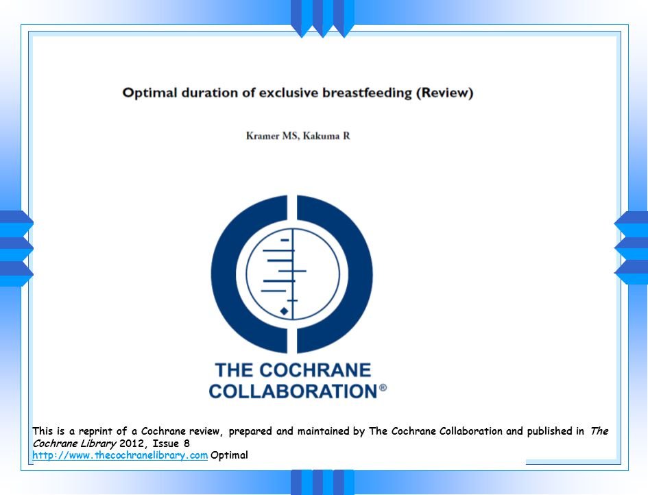 This is a reprint of a Cochrane review, prepared and maintained by The Cochrane Collaboration and published in The Cochrane Library 2012, Issue 8