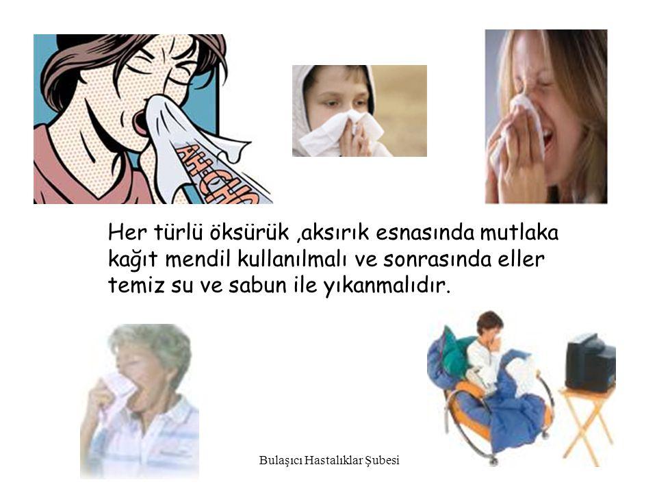 Bulaşıcı Hastalıklar Şubesi