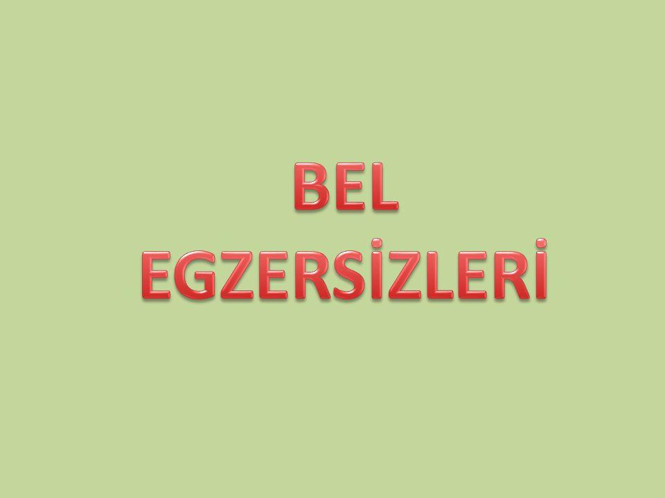 BEL EGZERSİZLERİ