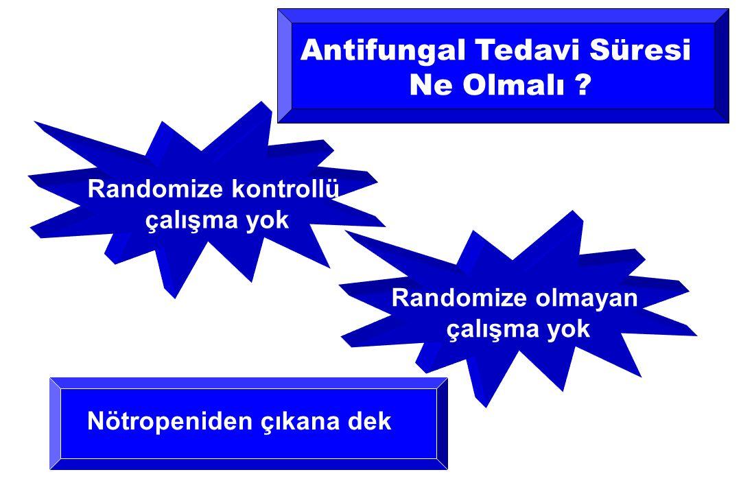 Antifungal Tedavi Süresi