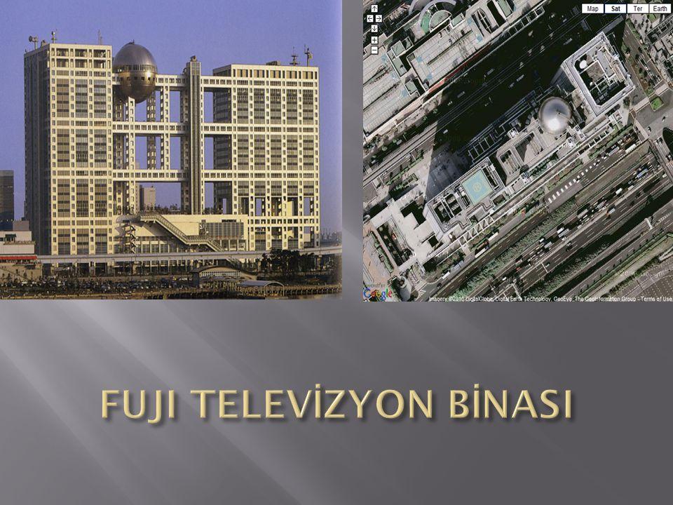 FUJI TELEVİZYON BİNASI