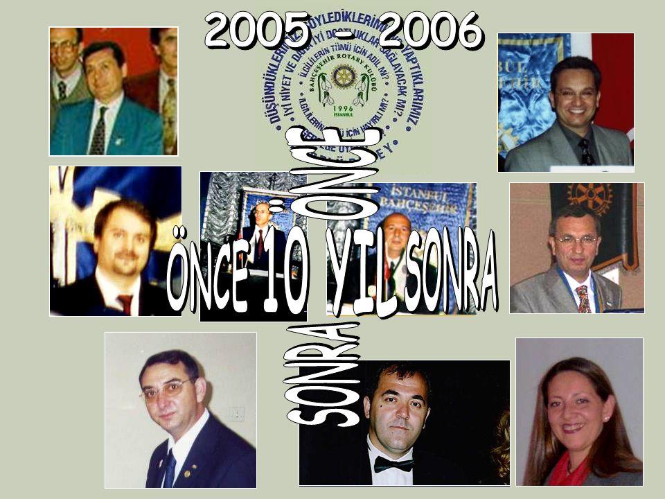 2005 - 2006 SONRA 10 YIL ÖNCE