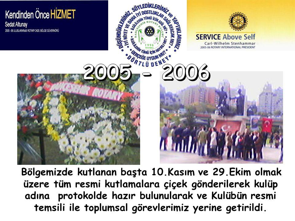 2005 - 2006