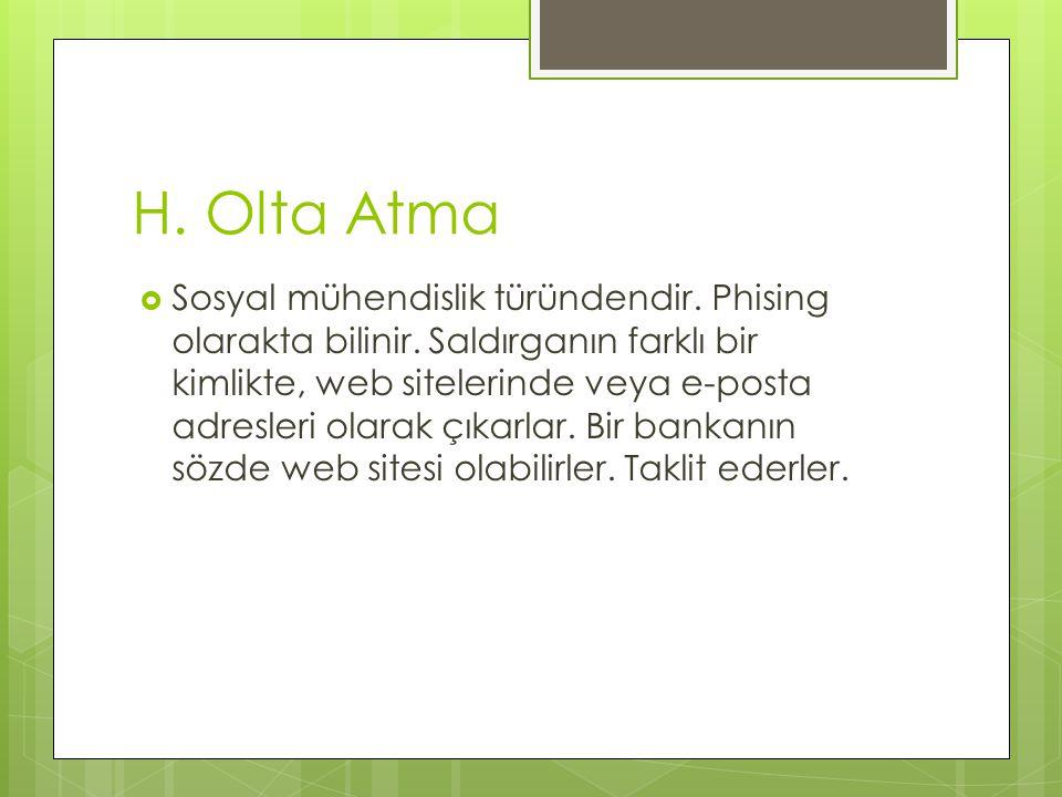 H. Olta Atma