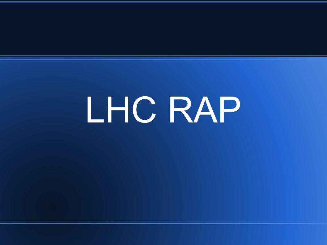 LHC RAP