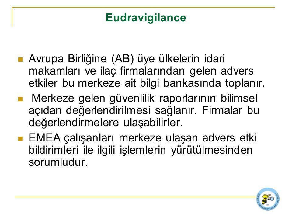 Eudravigilance