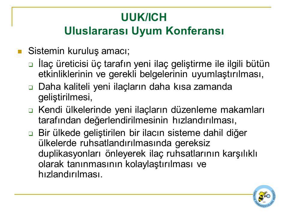 UUK/ICH Uluslararası Uyum Konferansı