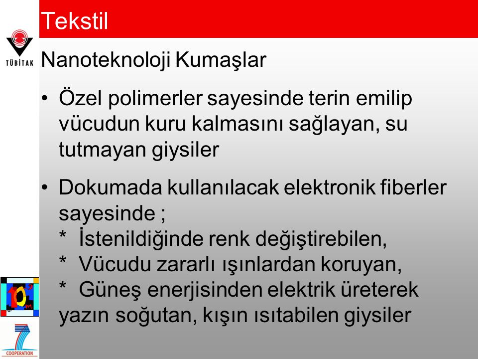 Tekstil Nanoteknoloji Kumaşlar