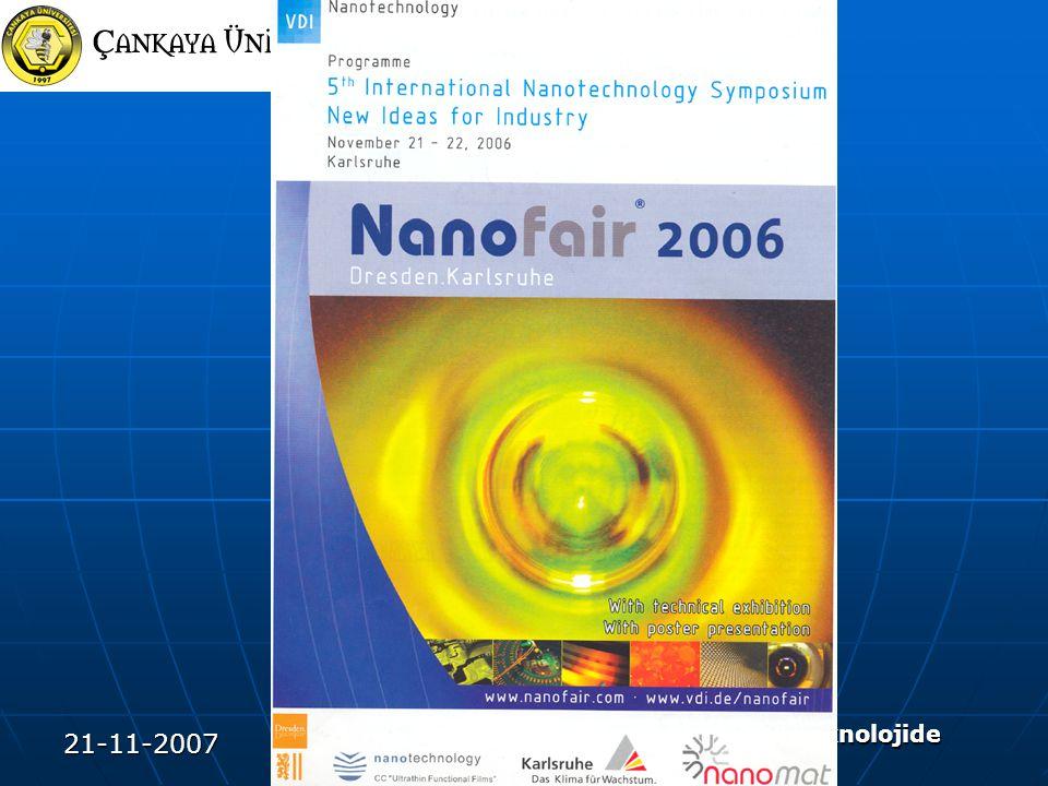Ülkemizin Güvenliği İçin Nanoteknolojide Doğru Modelin Belirlenmesi
