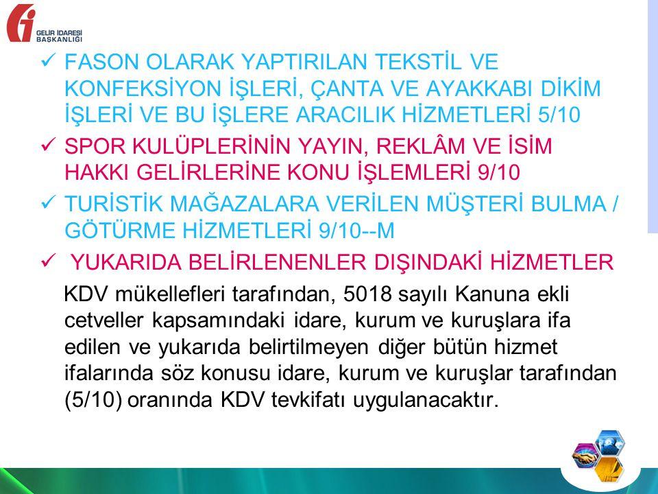 TURİSTİK MAĞAZALARA VERİLEN MÜŞTERİ BULMA / GÖTÜRME HİZMETLERİ 9/10--M