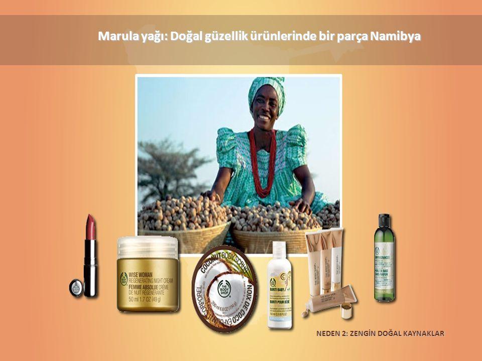 Marula yağı: Doğal güzellik ürünlerinde bir parça Namibya