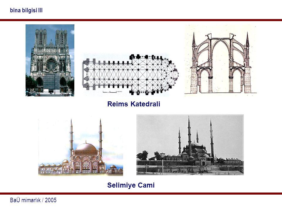 Reims Katedrali Selimiye Cami