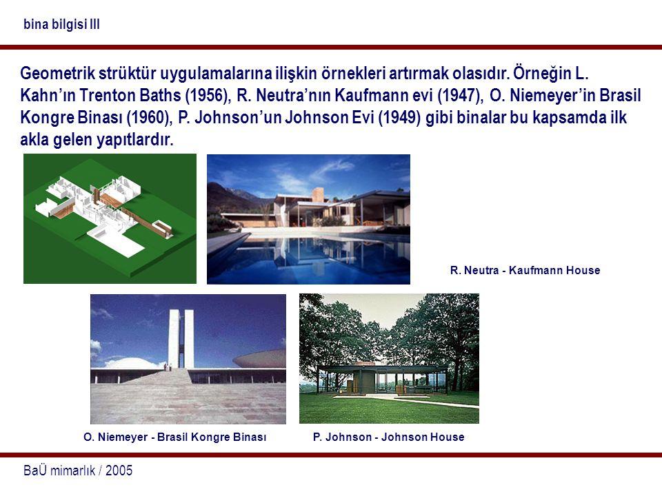 R. Neutra - Kaufmann House