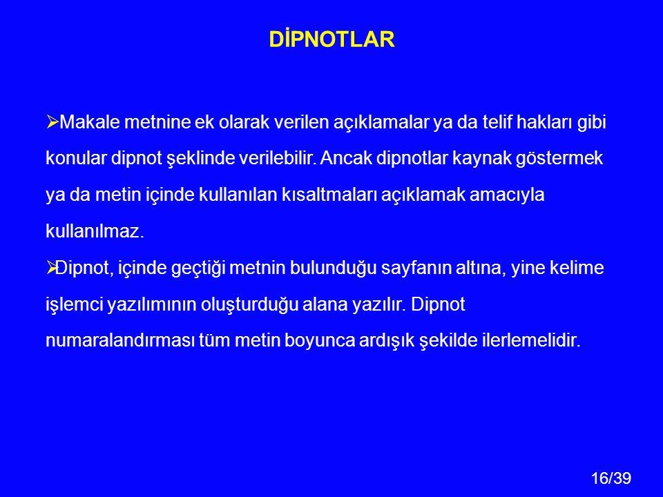 DİPNOTLAR