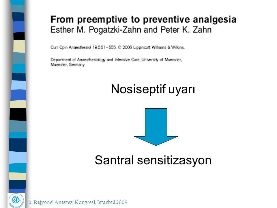 Santral sensitizasyon