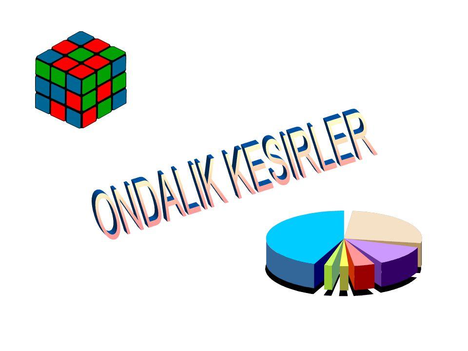 ONDALIK KESIRLER