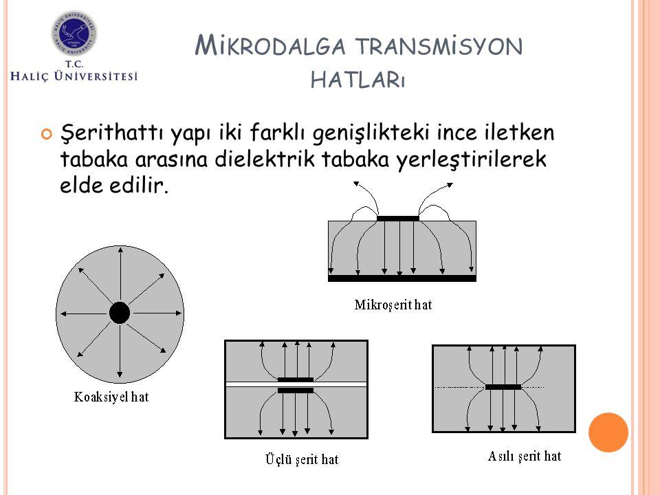 Mikrodalga transmisyon hatları