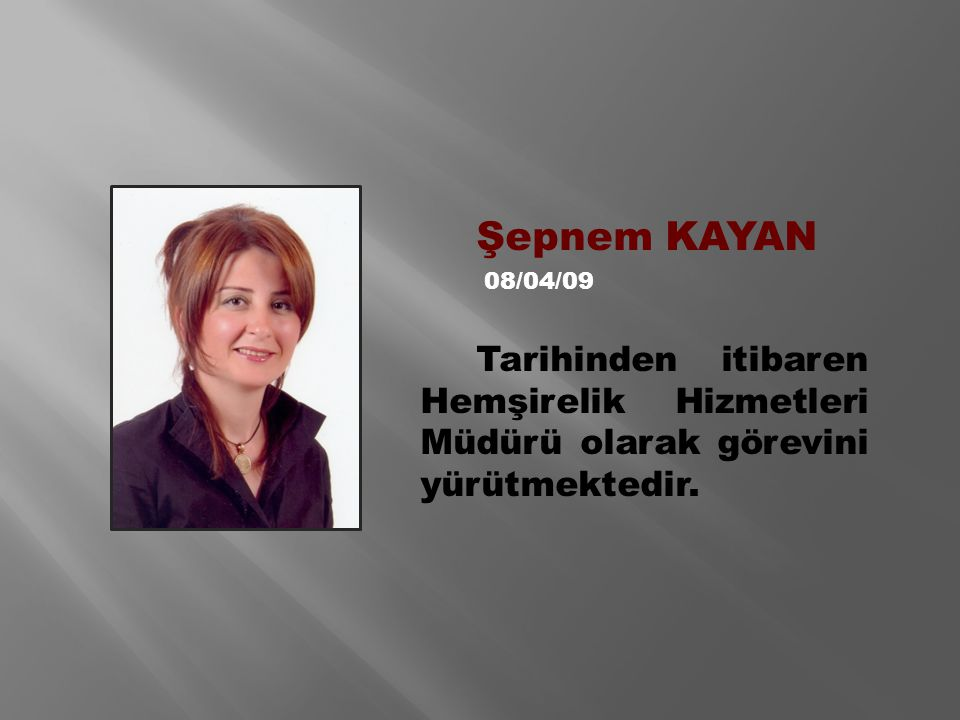 Şepnem KAYAN 08/04/09.
