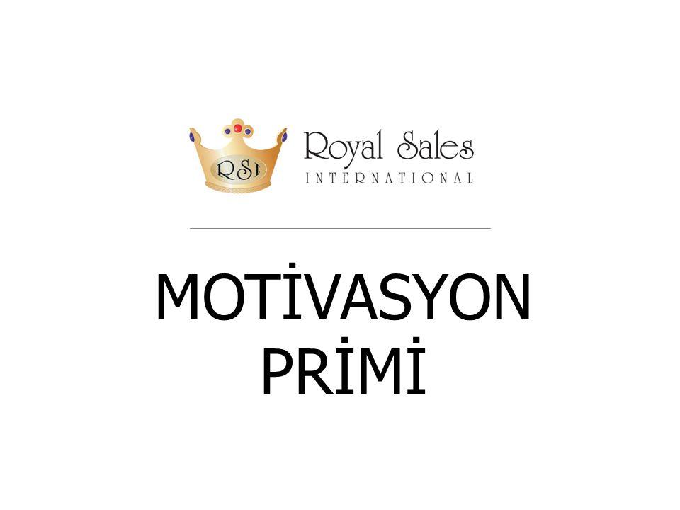 MOTİVASYON PRİMİ