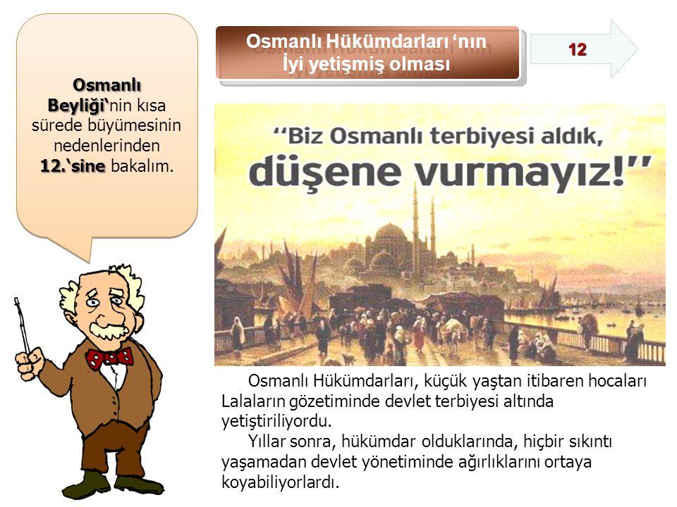 Osmanlı Hükümdarları 'nın