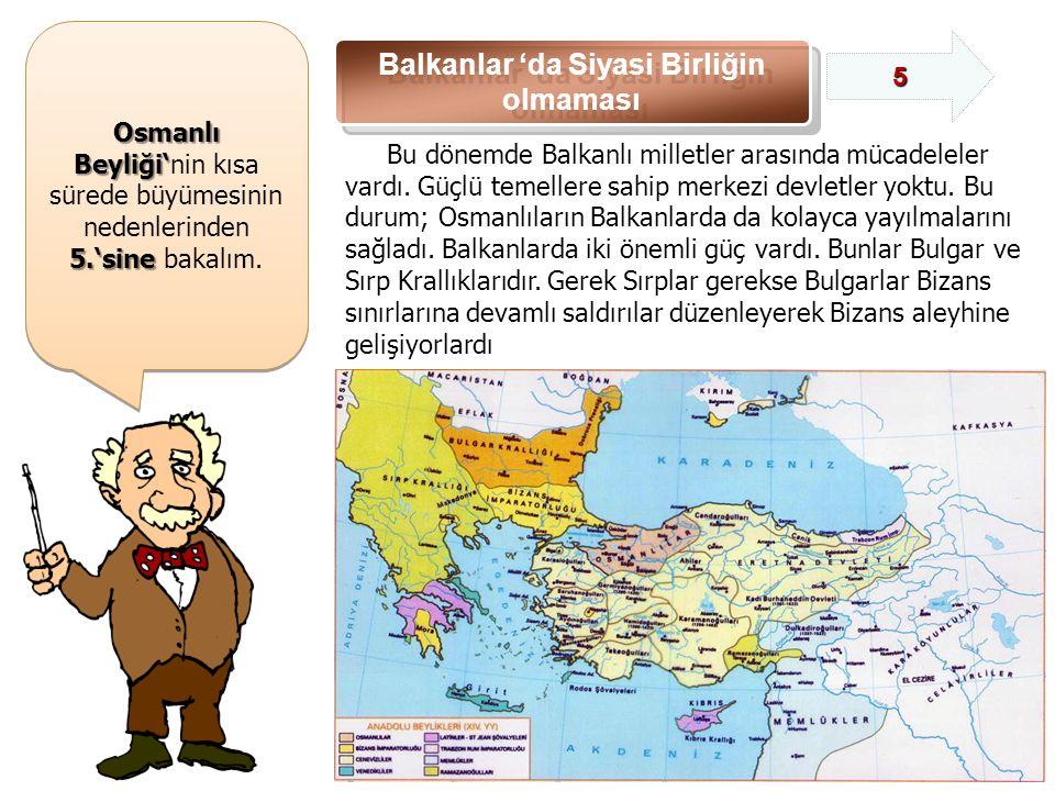 Balkanlar 'da Siyasi Birliğin