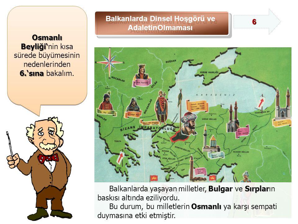 Balkanlarda Dinsel Hoşgörü ve