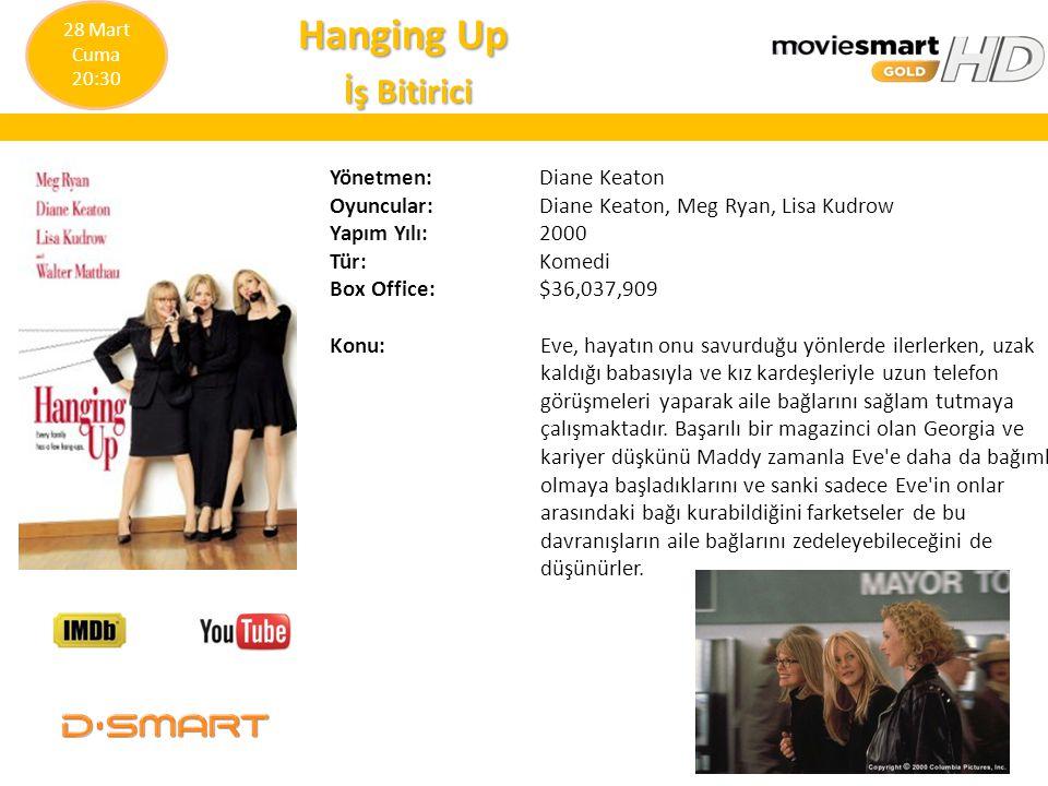 Hanging Up İş Bitirici Yönetmen: Diane Keaton