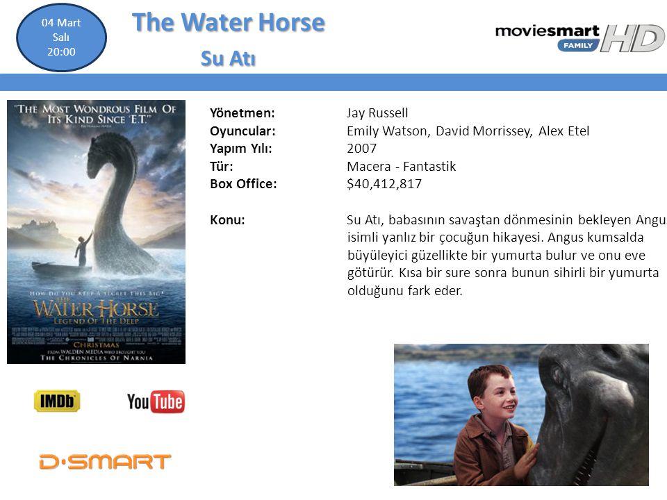 The Water Horse Su Atı Yönetmen: Jay Russell