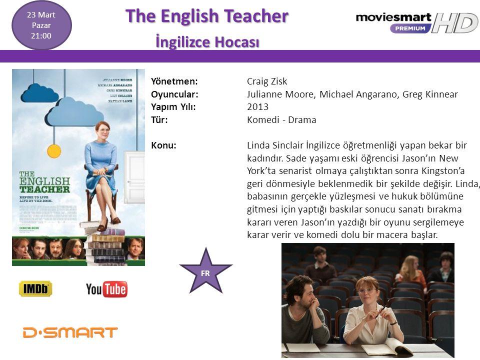 The English Teacher İngilizce Hocası