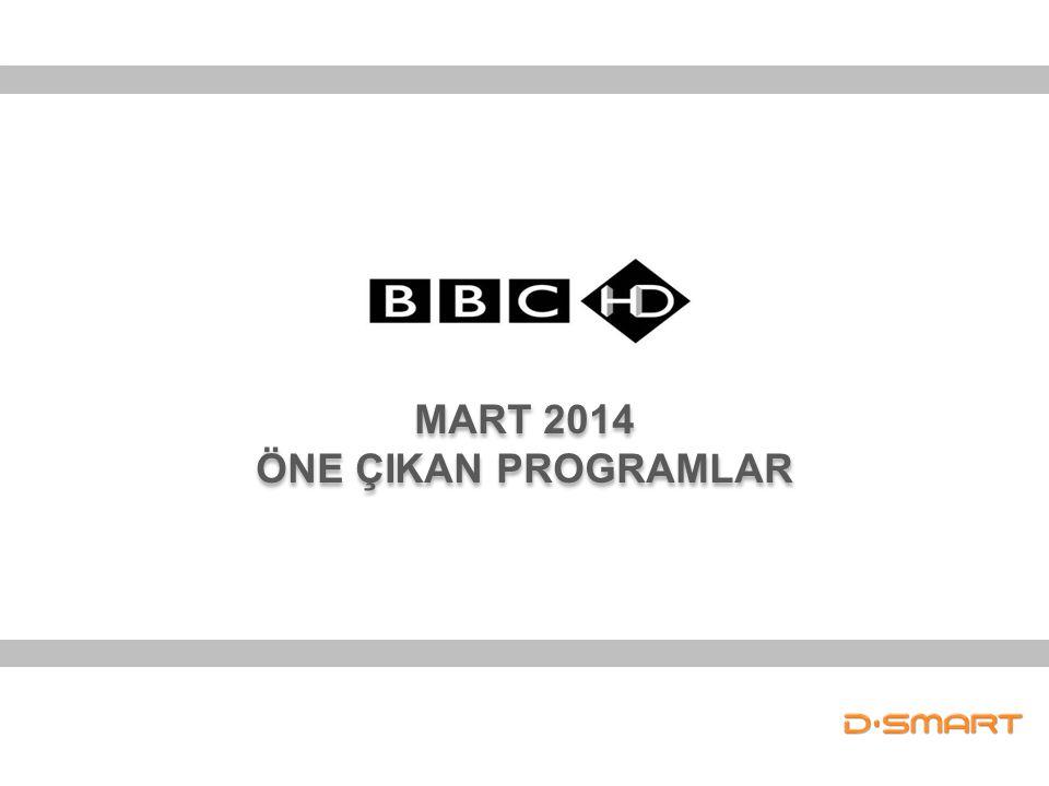 MART 2014 ÖNE ÇIKAN PROGRAMLAR