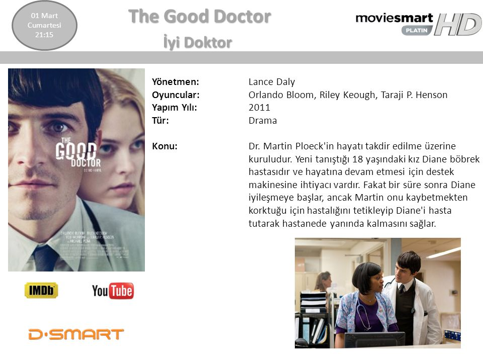 The Good Doctor İyi Doktor