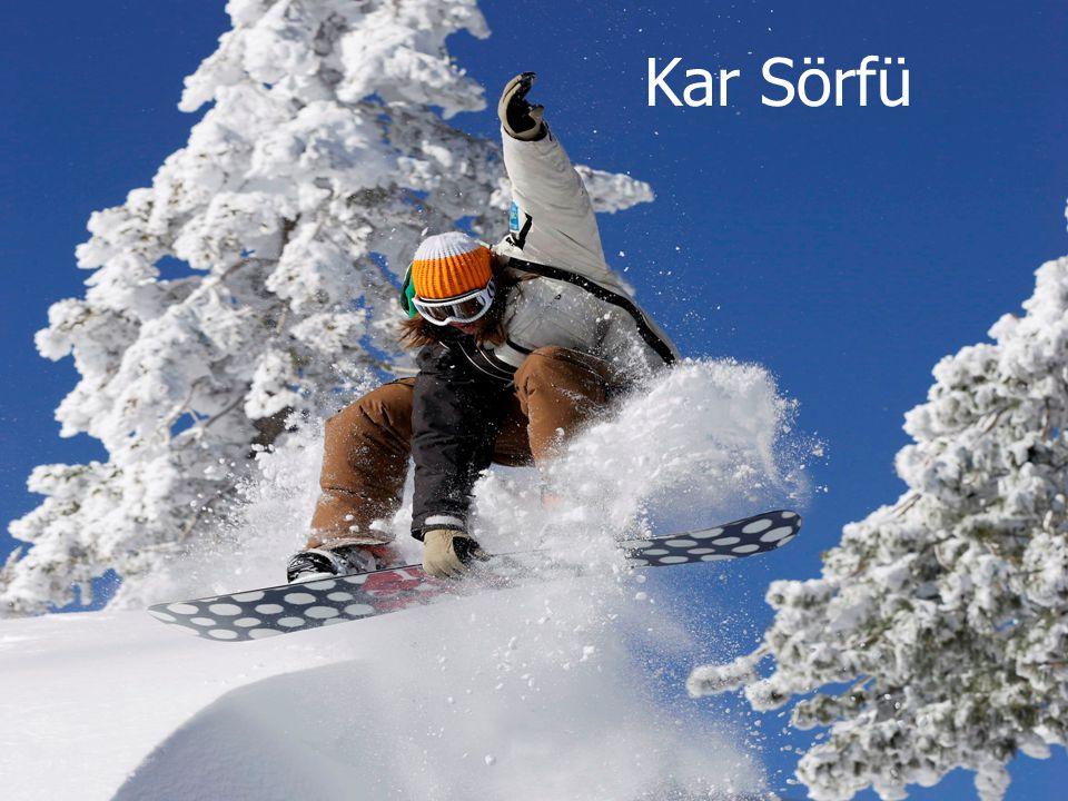 Kar Sörfü 15