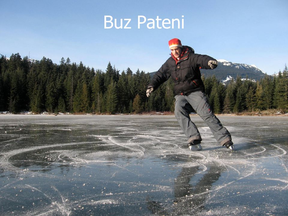 Buz Pateni