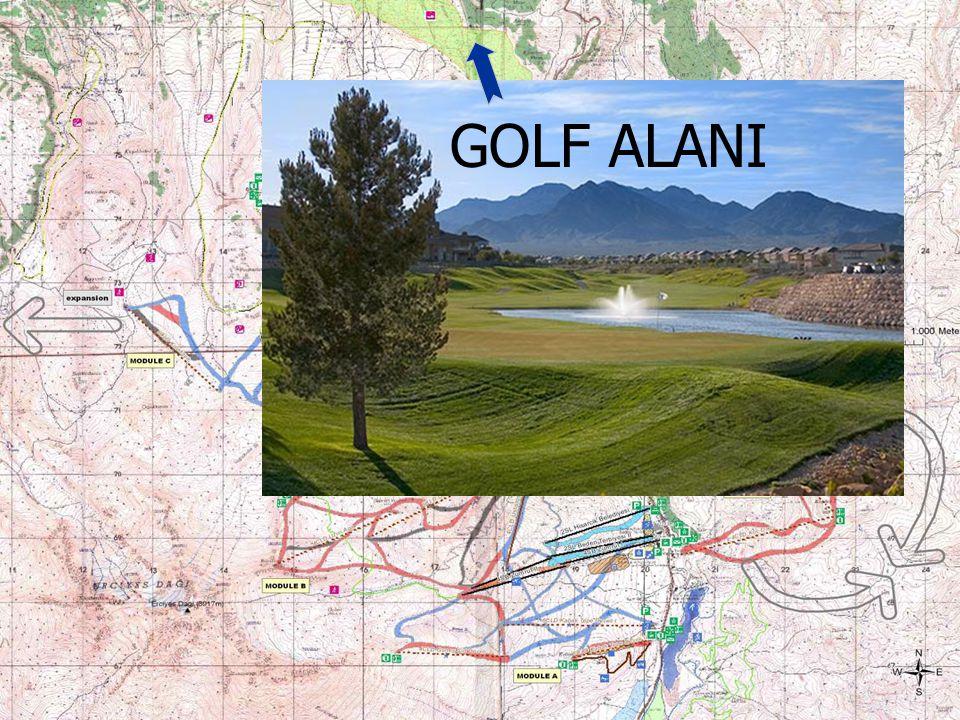GOLF ALANI
