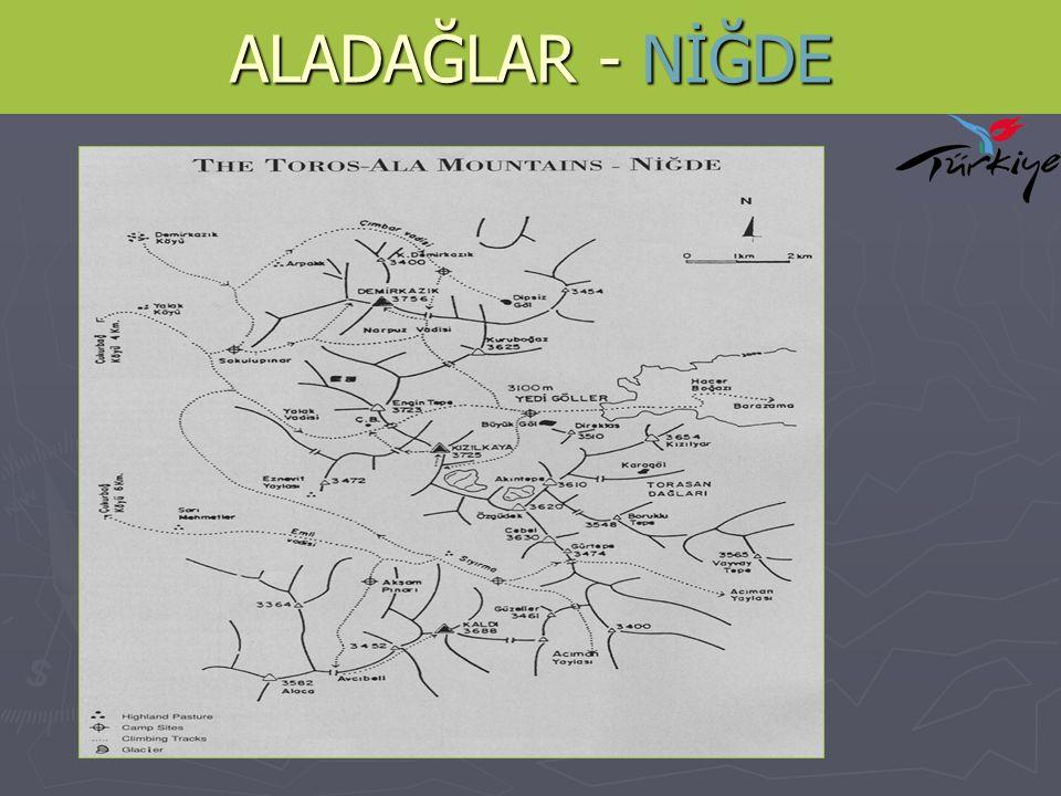 ALADAĞLAR - NİĞDE