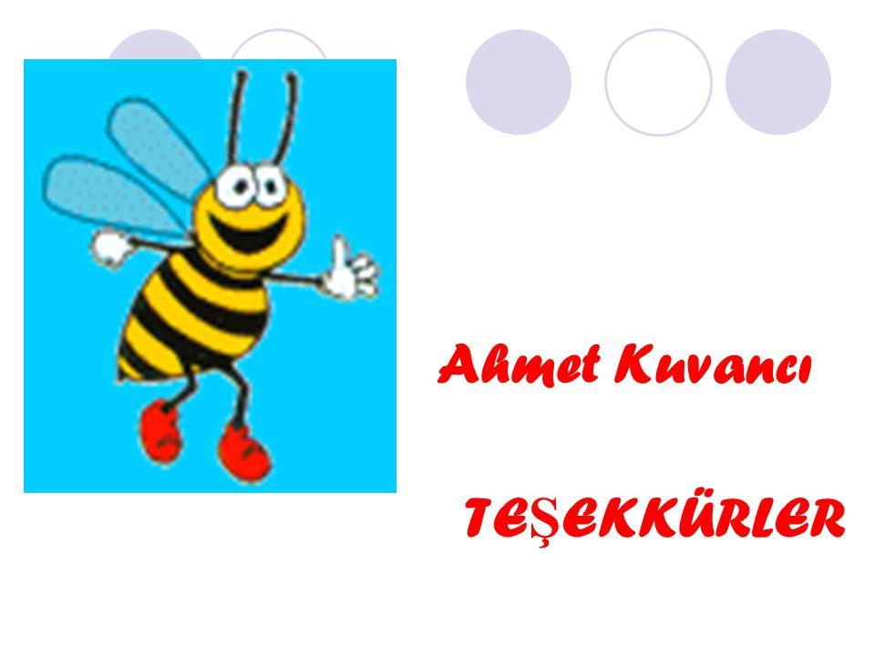 Ahmet Kuvancı TEŞEKKÜRLER