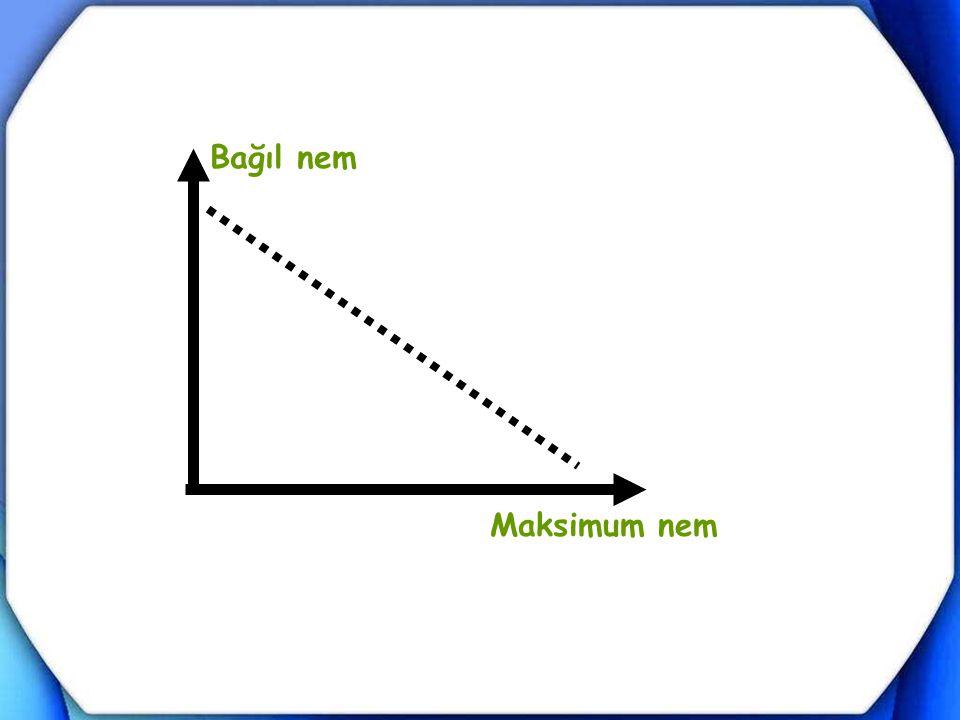 Bağıl nem Maksimum nem