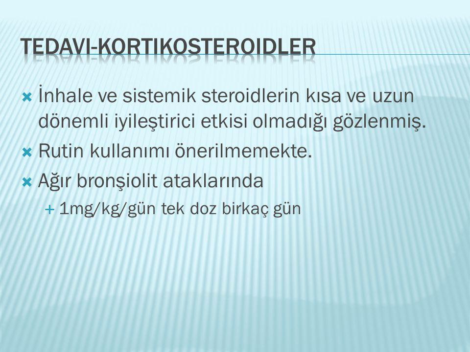 Tedavi-kortikosteroidler