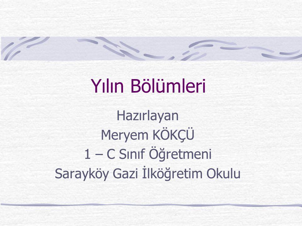 Sarayköy Gazi İlköğretim Okulu