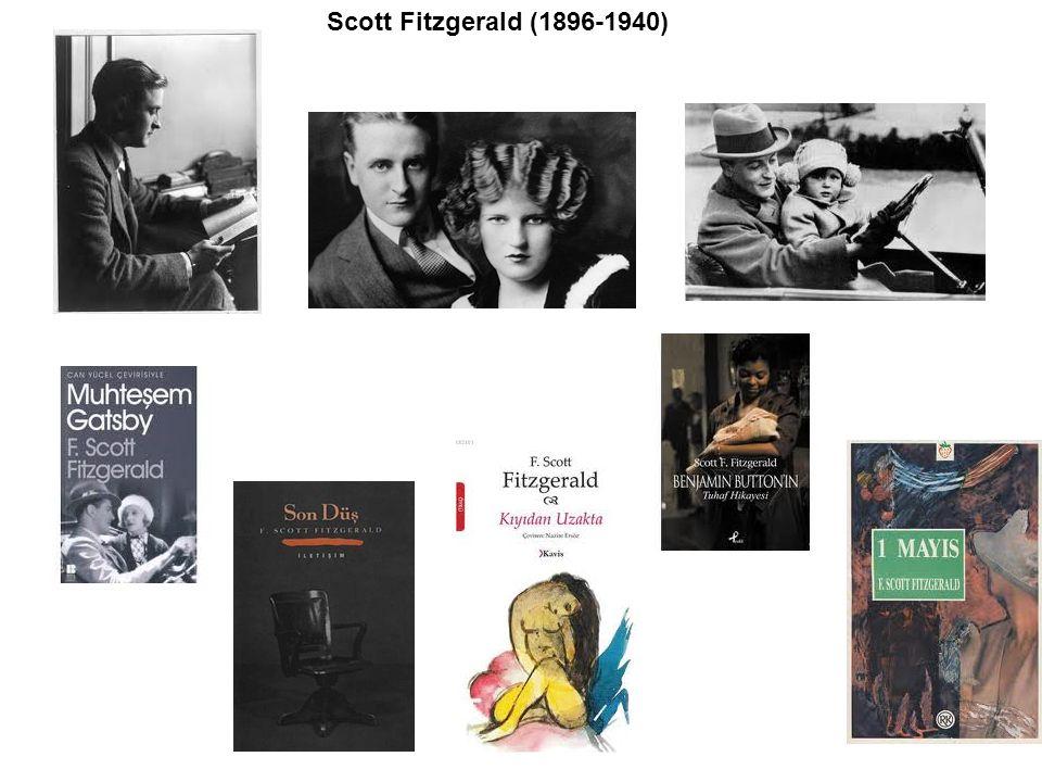 Scott Fitzgerald (1896-1940)